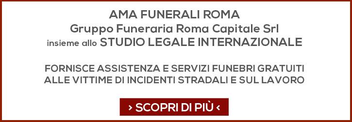 AMA Onoranze Funebri Roma, Funerali Roma, Chiama 06 8370 6208