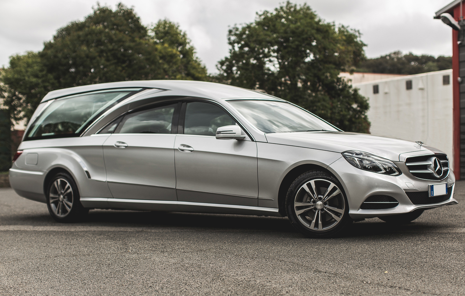 Mercedes Superstella Grigia